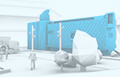 Wynyard Quarter Smart 3D modelling and web design